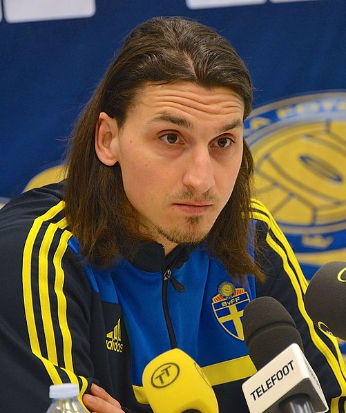 autobilography of zlatan ibrahimovic Far more insightful than your typical jock memoir, ibra's book tells his  by the  phrase 'footballer's autobiography,' you can see that zlatan's.